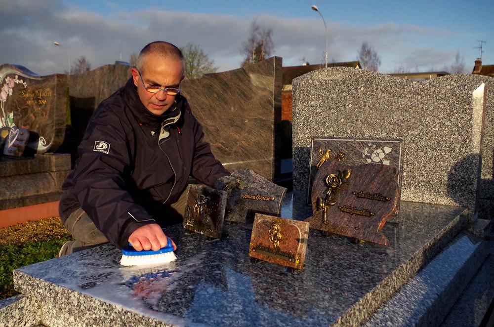 nettoyage de sépultures à compiègne thourotte noyon 60150