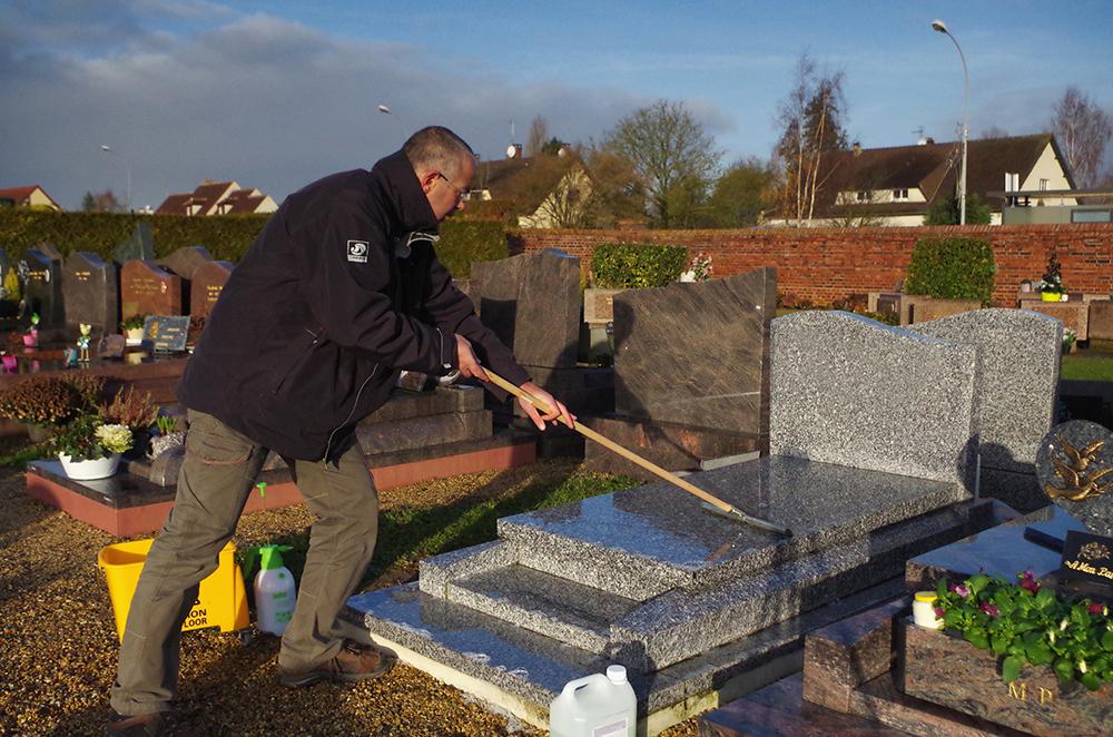 Entretien de tombes à compiègne thourotte noyon 60150